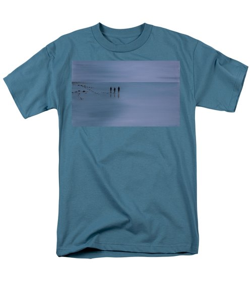 Men's T-Shirt  (Regular Fit) featuring the painting Mdt 1.2 by Tim Mullaney