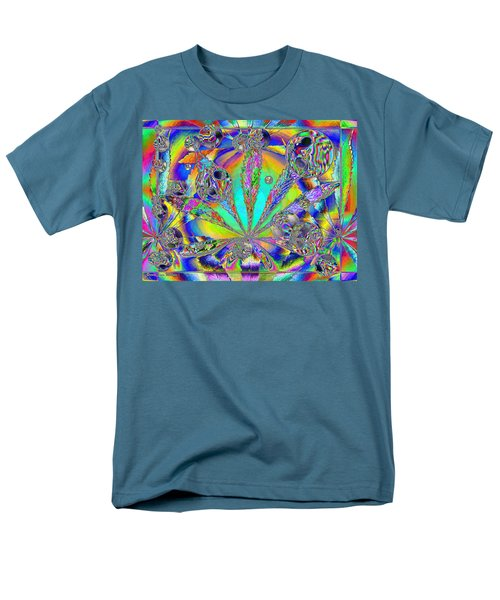 Medicinal One Men's T-Shirt  (Regular Fit) by Joyce Dickens