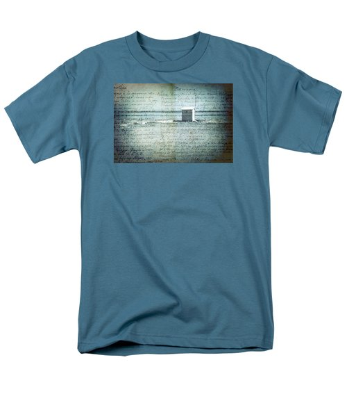 Memories... Men's T-Shirt  (Regular Fit) by Vittorio Chiampan