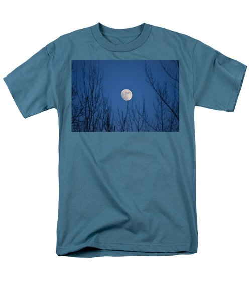 Moonrise Men's T-Shirt  (Regular Fit) by James Petersen