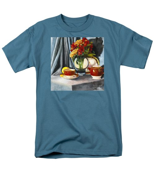 Men's T-Shirt  (Regular Fit) featuring the painting The Legacy by Marlene Book