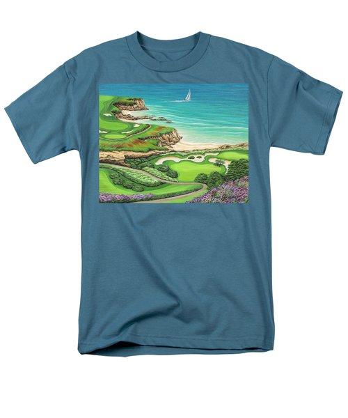 Newport Coast Men's T-Shirt  (Regular Fit)