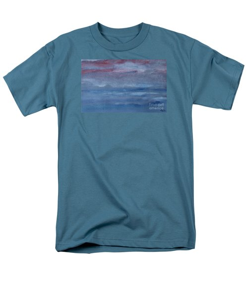 Northern Evening Men's T-Shirt  (Regular Fit) by Susan  Dimitrakopoulos