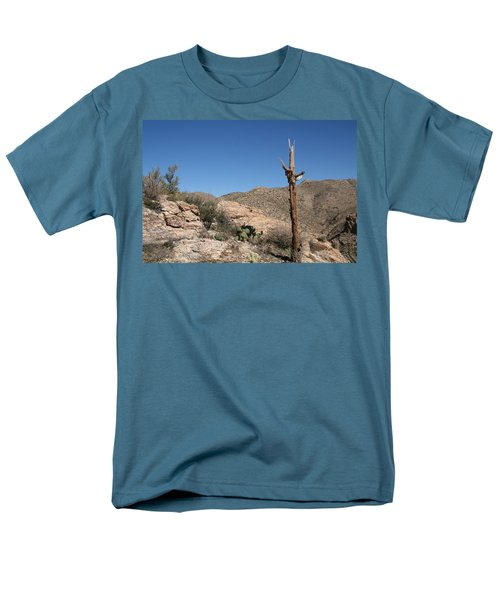 Not Giving Up Yet Men's T-Shirt  (Regular Fit) by David S Reynolds