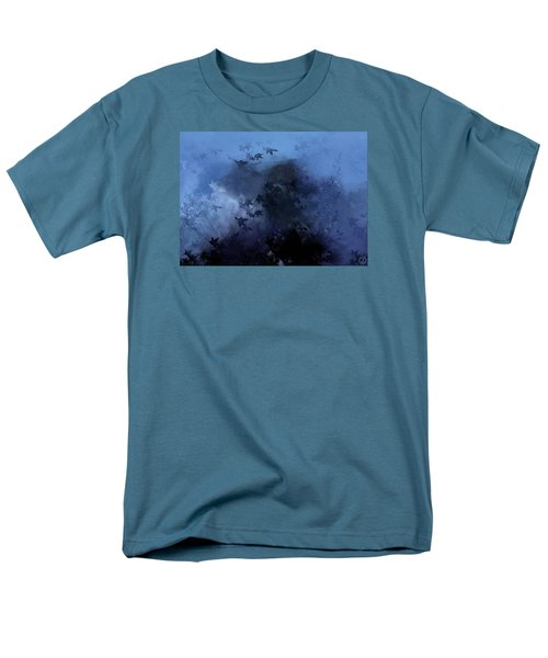 October Blues Men's T-Shirt  (Regular Fit) by Gun Legler