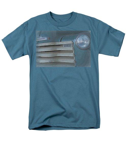 Old Blue Men's T-Shirt  (Regular Fit) by Lynn Sprowl