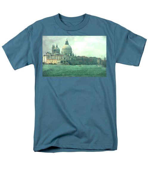 Men's T-Shirt  (Regular Fit) featuring the photograph Old Venice by Brian Reaves