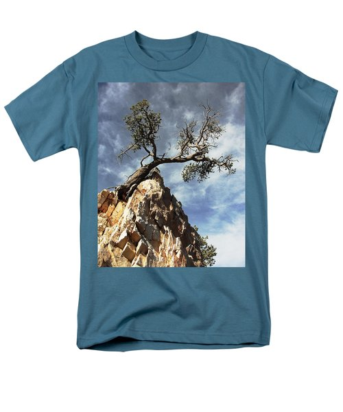 Men's T-Shirt  (Regular Fit) featuring the photograph Hung Over by Natalie Ortiz