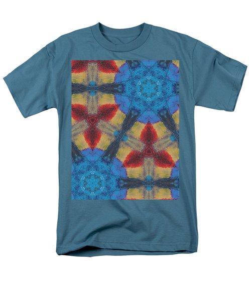 Owl Dream Catcher Men's T-Shirt  (Regular Fit) by Maria Watt