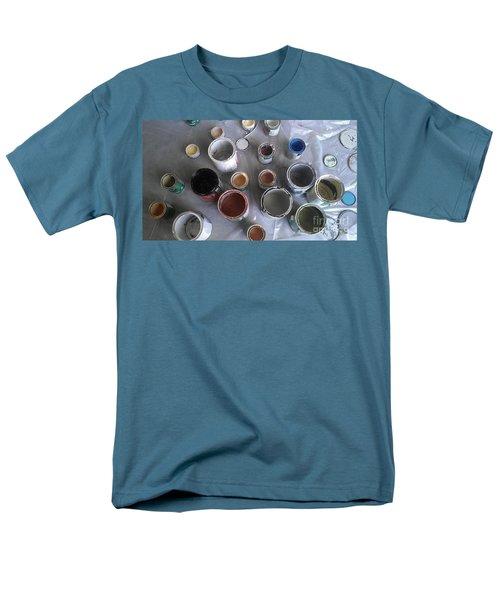Paint Men's T-Shirt  (Regular Fit) by Chris Tarpening