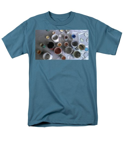 Paint Men's T-Shirt  (Regular Fit)