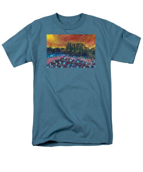 Painted Desert Men's T-Shirt  (Regular Fit)