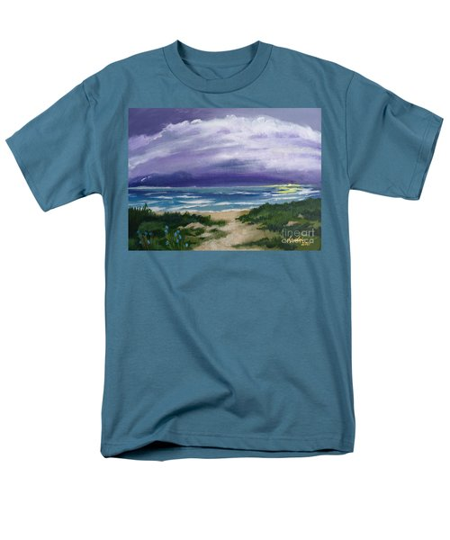 Peaceful Sunrise Men's T-Shirt  (Regular Fit)