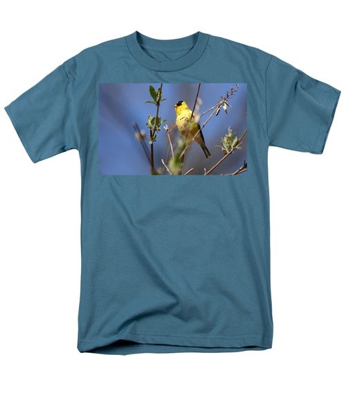 Perfect Shade Of Yellow Men's T-Shirt  (Regular Fit)