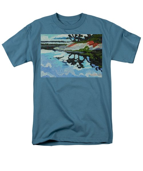 Point Paradise Men's T-Shirt  (Regular Fit) by Phil Chadwick