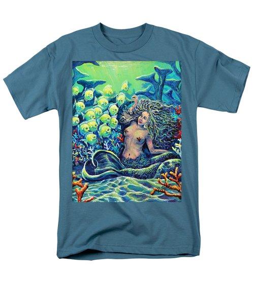 Proper Schooling Men's T-Shirt  (Regular Fit) by Gail Butler