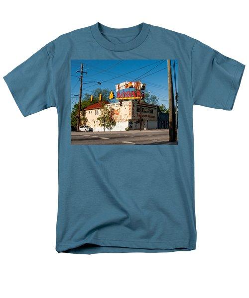 Men's T-Shirt  (Regular Fit) featuring the photograph Remember When? by Robert L Jackson