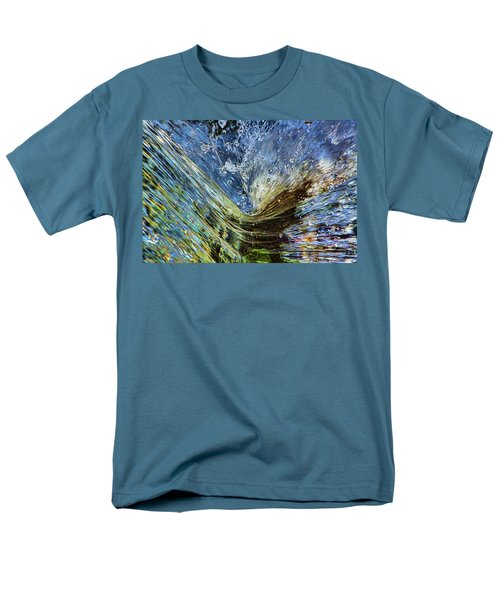 Resistance Is Futile Men's T-Shirt  (Regular Fit) by Gary Holmes