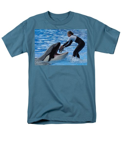 Men's T-Shirt  (Regular Fit) featuring the photograph Reward by David Nicholls