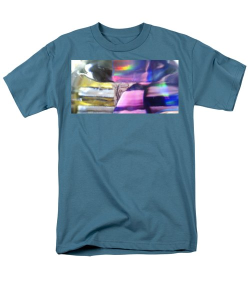 Road To Another Dimension Men's T-Shirt  (Regular Fit) by Martin Howard