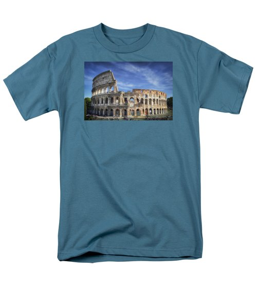Roman Icon Men's T-Shirt  (Regular Fit)