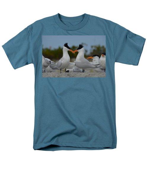 Bills Crossed Men's T-Shirt  (Regular Fit) by James Petersen