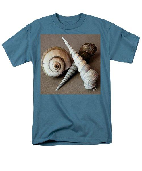 Seashells Spectacular No 24 Men's T-Shirt  (Regular Fit) by Ben and Raisa Gertsberg
