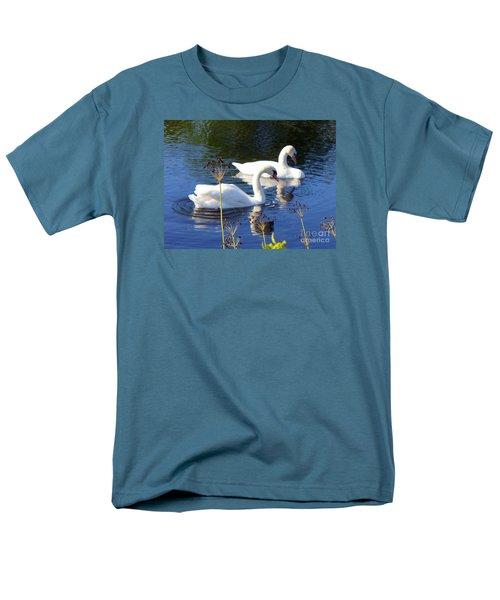 Men's T-Shirt  (Regular Fit) featuring the photograph Serenade Of  Love by Lingfai Leung