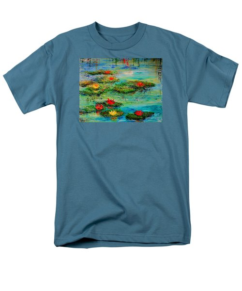 Serene Men's T-Shirt  (Regular Fit) by Teresa Wegrzyn
