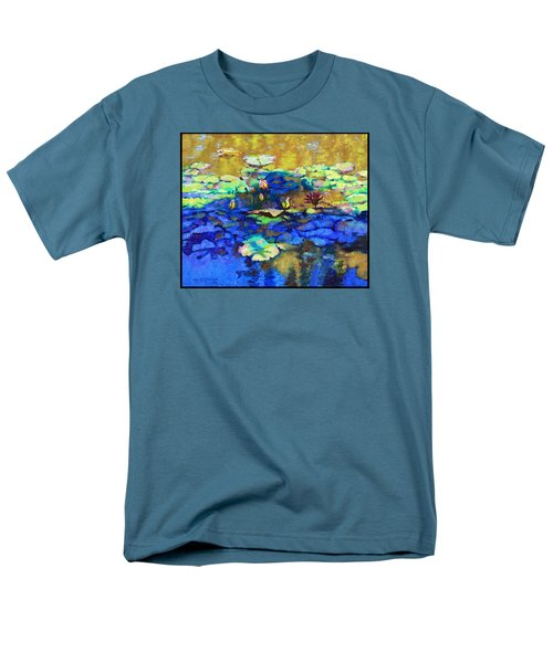 Shadows And Sunspots Men's T-Shirt  (Regular Fit) by John Lautermilch