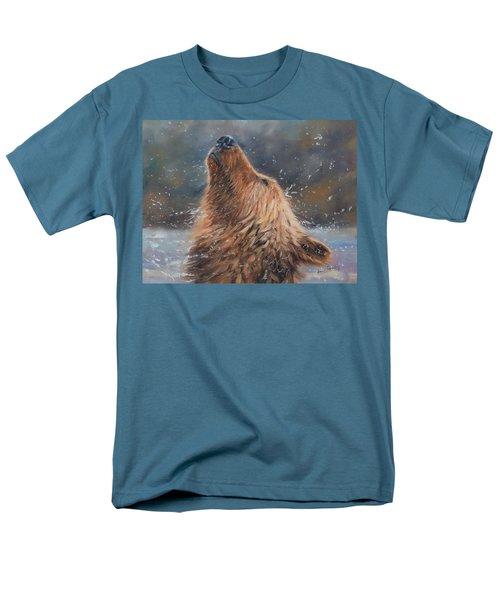Shake It Men's T-Shirt  (Regular Fit) by David Stribbling