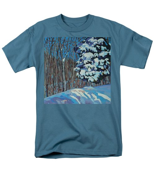 Significant Cedar Men's T-Shirt  (Regular Fit) by Phil Chadwick