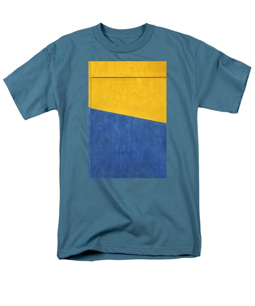 Men's T-Shirt  (Regular Fit) featuring the photograph Skc 0303 Co-existance by Sunil Kapadia