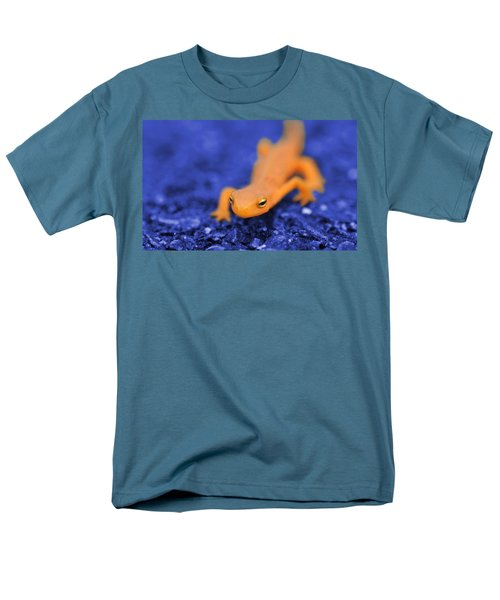 Sly Salamander Men's T-Shirt  (Regular Fit) by Luke Moore