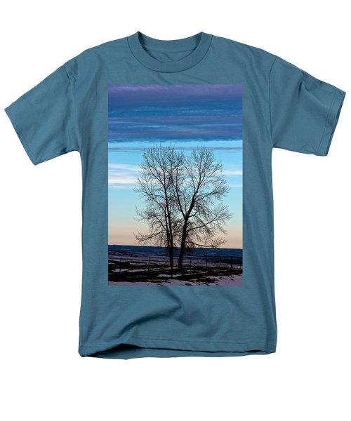 Soldier Creek Sunset Men's T-Shirt  (Regular Fit)