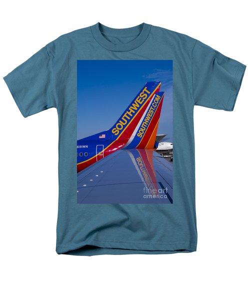 Southwest Men's T-Shirt  (Regular Fit) by Steven Ralser