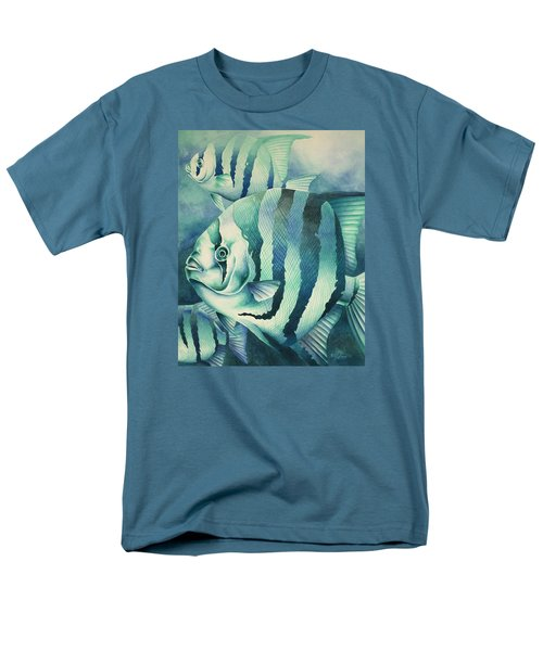 Spadefish Men's T-Shirt  (Regular Fit) by William Love