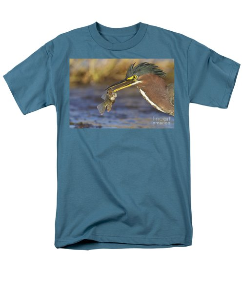 Men's T-Shirt  (Regular Fit) featuring the photograph Speared by Bryan Keil