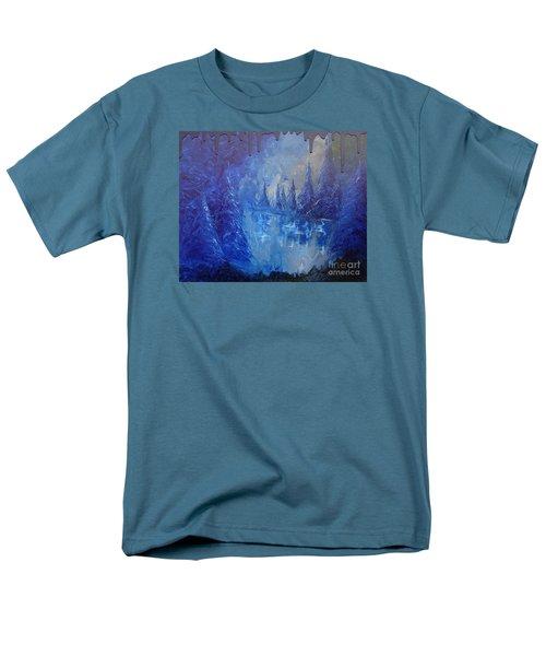 Spirit Pond Men's T-Shirt  (Regular Fit) by Jacqueline Athmann
