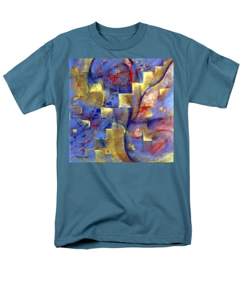 Staircases Men's T-Shirt  (Regular Fit) by Susan Will