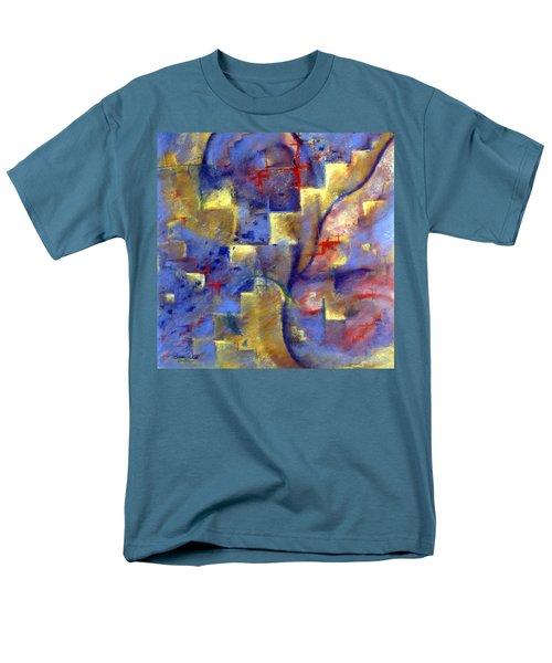 Staircases Men's T-Shirt  (Regular Fit)