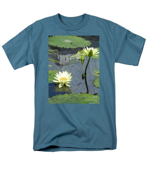 Men's T-Shirt  (Regular Fit) featuring the photograph Standing Tall With Beauty by Chrisann Ellis