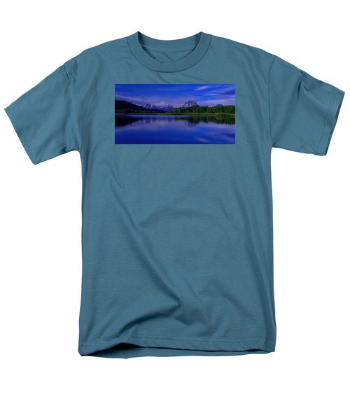 Super Moon Men's T-Shirt  (Regular Fit) by Chad Dutson