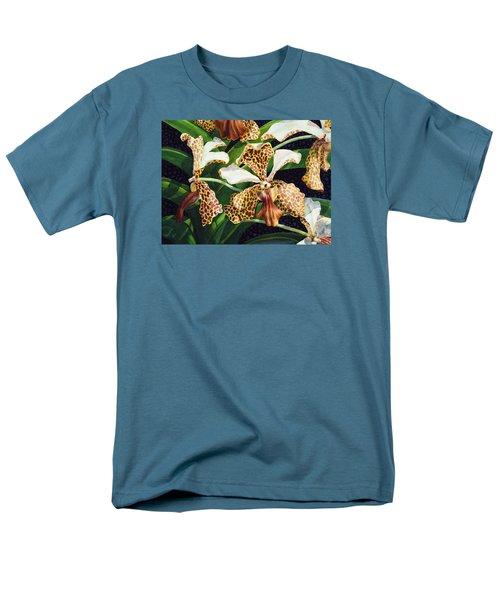 Tachannon Men's T-Shirt  (Regular Fit) by Lynda Hoffman-Snodgrass