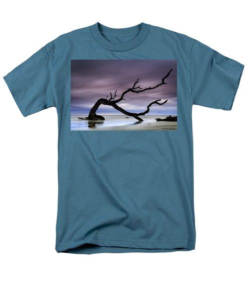 Tempest Tossed Men's T-Shirt  (Regular Fit) by Fran Gallogly