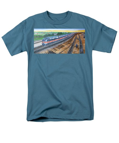 The City Of New Orleans Men's T-Shirt  (Regular Fit) by Bryan Bustard