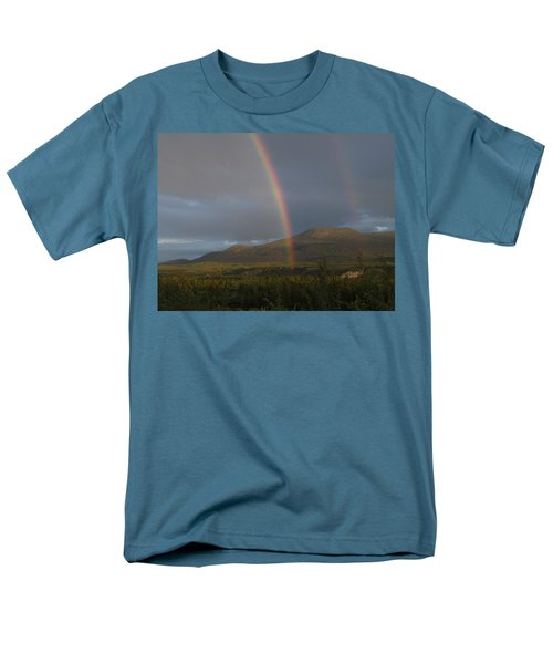 The Great Divide Men's T-Shirt  (Regular Fit) by Brian Boyle