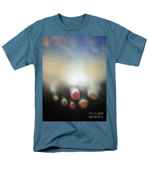 The Sky Is Falling Men's T-Shirt  (Regular Fit)