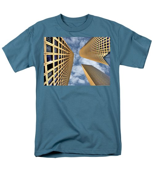 The Sky Is The Limit Men's T-Shirt  (Regular Fit) by Ron Shoshani