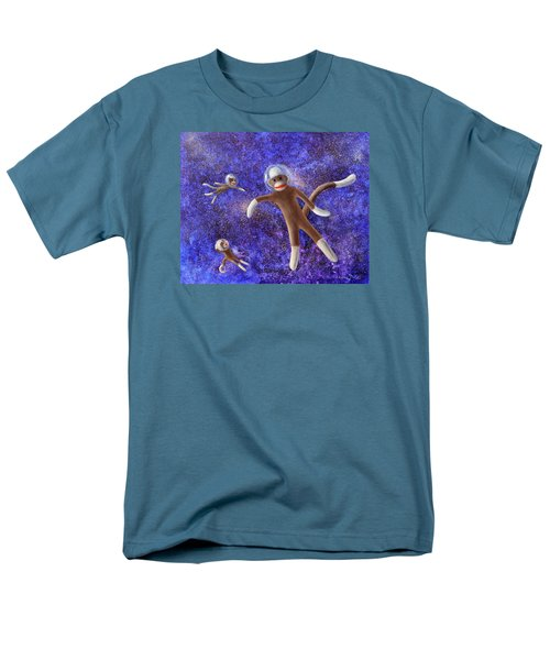 They Came From Outer Space Men's T-Shirt  (Regular Fit)